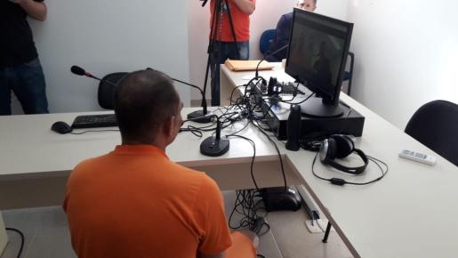Realizada a primeira videoaudiência de Santa Catarina em Chapecó