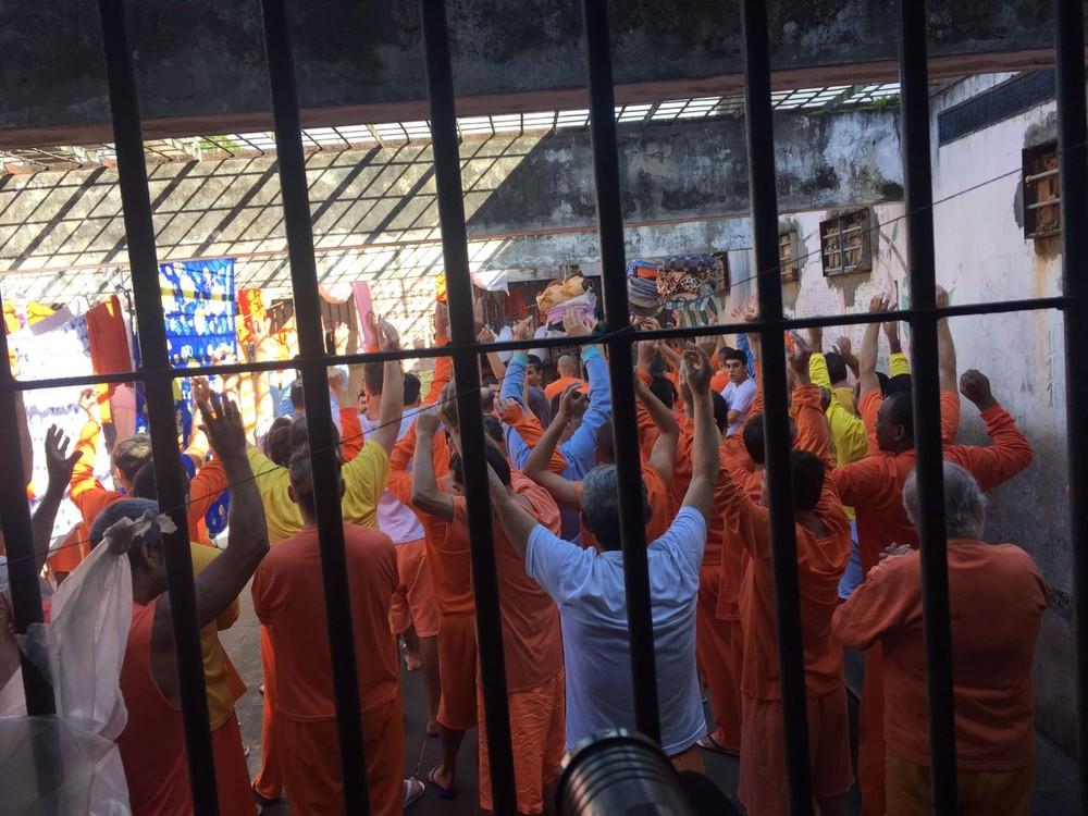 Justiça determina interdição do Presídio Regional de Joinville