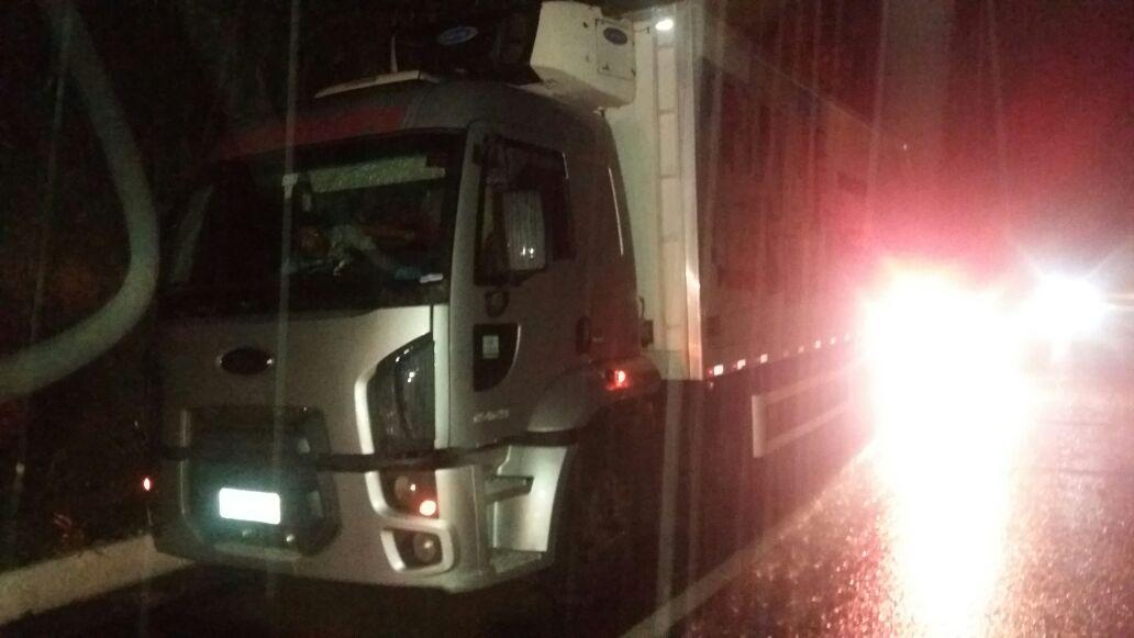 Acidente grave envolve dois veículos de São Miguel do Oeste
