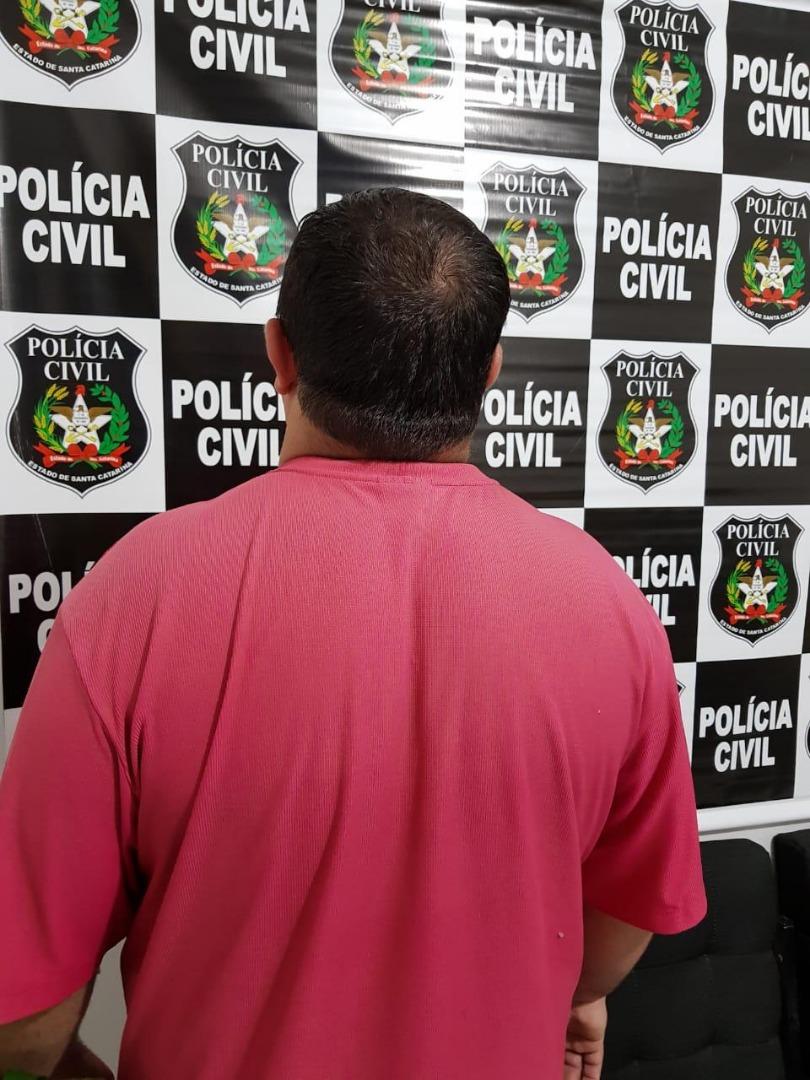 Polícia prende homem condenado por lesão corporal