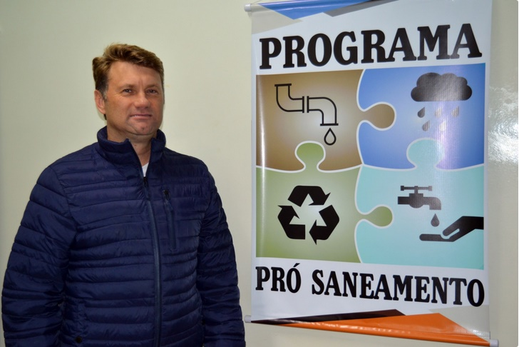 Tunápolis lançará o programa Pró-Saneamento 2019