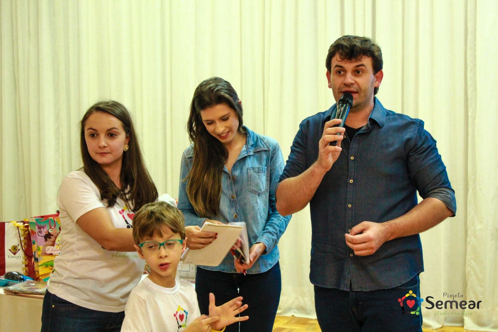 Projeto Semear é lançado oficialmente em São Miguel do Oeste