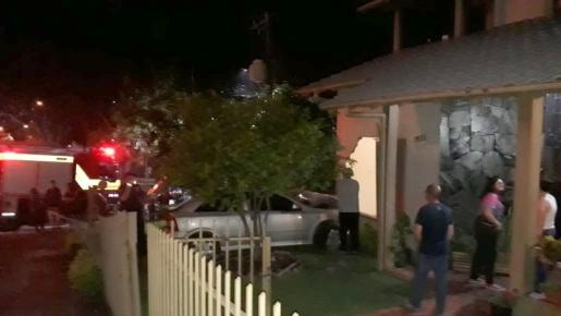 Motorista tem mal súbito e morre após colidir veículo em residência