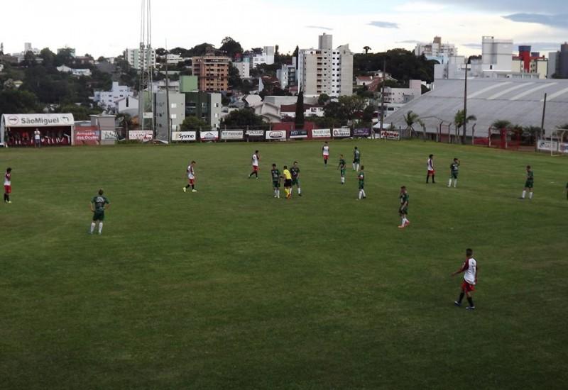 Realizada primeira rodada do Campeonato Regional Taça D´Lamb Sport