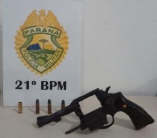 Pai e filha de três anos são baleados; acusado dos disparos foi preso pela PM