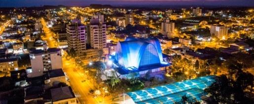 Município de São Miguel do Oeste lança aplicativo Cidade Iluminada