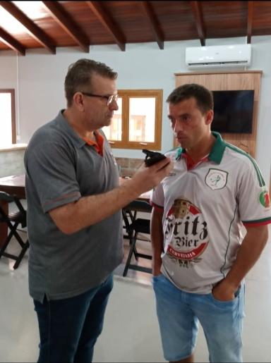Realizado Congresso Técnico do Estadual Fase Oeste Taça Fritz Bier