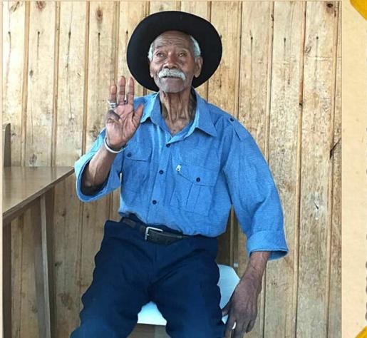 Paranaense pode ser reconhecido como o homem mais velho do mundo aos 117 anos