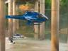 VÍDEO: Helicóptero passa embaixo de ponte em Santa Catarina
