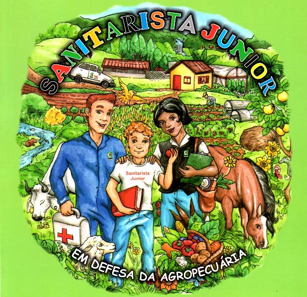 São José do Cedro e Dionísio Cerqueira recebem projeto Sanitarista Junior neste ano