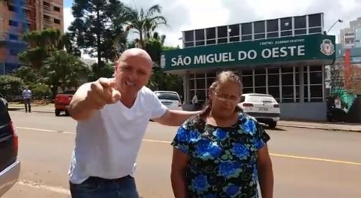 Paciente desmente falsa acusação em São Miguel do Oeste