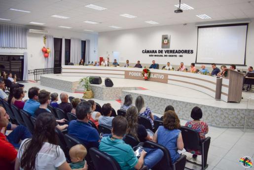 Câmara de Vereadores confirma duas sessões extraordinárias