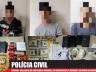 Polícia recupera mais de 5 mil dólares com jovens de São Miguel do Oeste em shopping de Chapecó