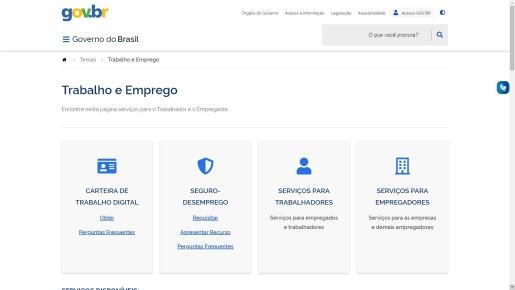 SMO: Serviços da Agência do Trabalho estão disponíveis de forma online