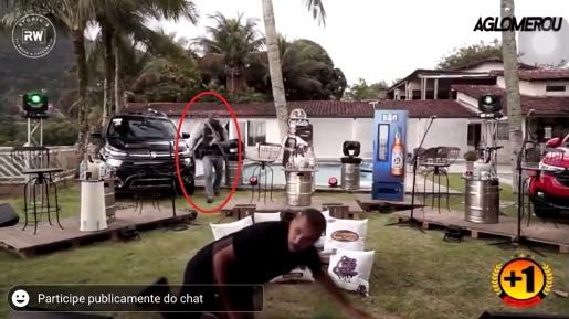 VÍDEO: Tiroteio interrompe live de grupo de pagode em Angra dos Reis