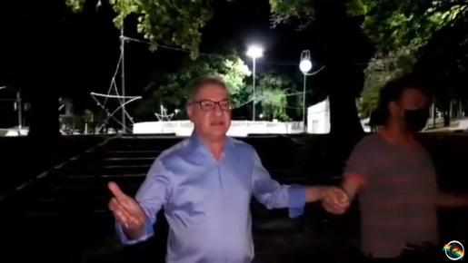 VÍDEO: Prefeito faz oração pedindo chuva para amenizar efeitos da estiagem