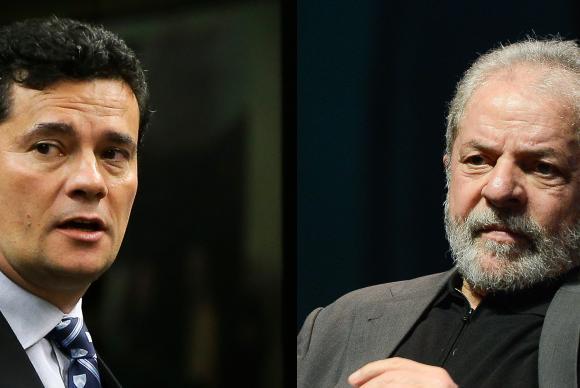 Termina depoimento de Lula a Sérgio Moro em Curitiba