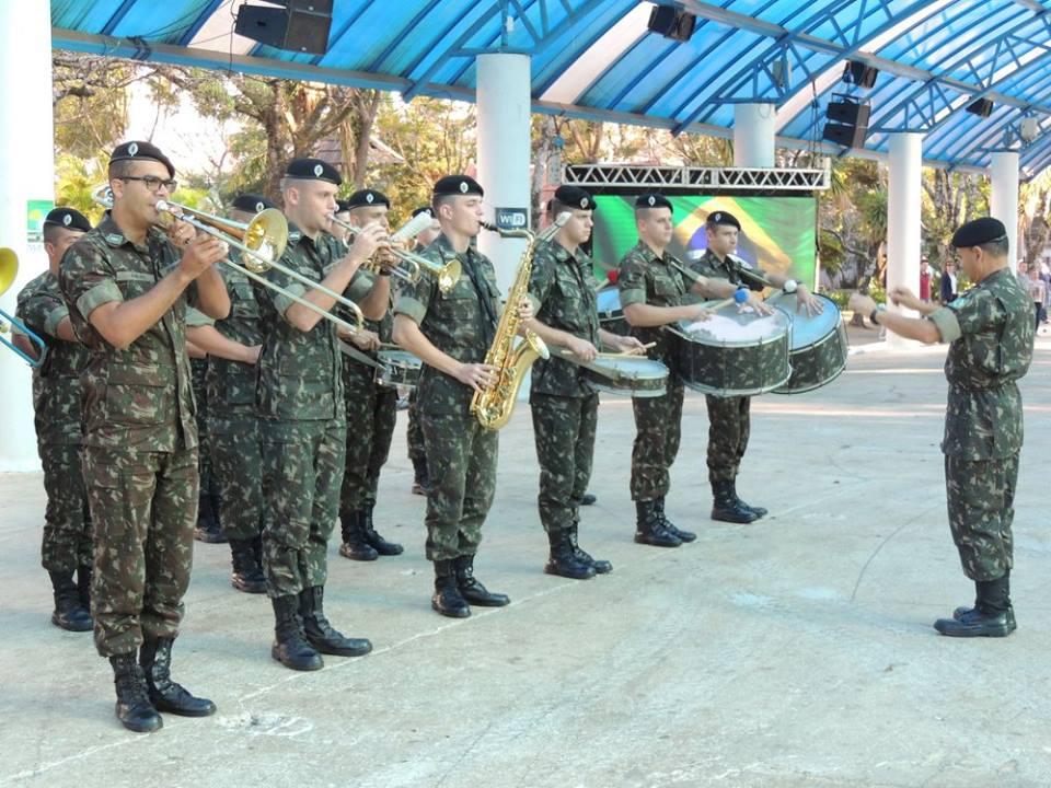 Organização opta por manter apenas desfile militar neste 07 de Setembro