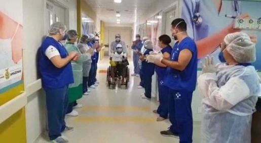 Brasil já registra mais de 153 mil pessoas recuperadas do novo coronavírus