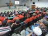 SMO: Saúde realiza testagem rápida e palestra para trabalhadores