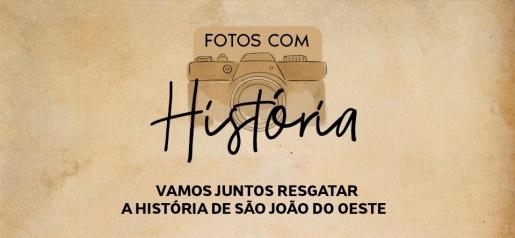 São João do Oeste desenvolve projeto de resgate histórico e cultural