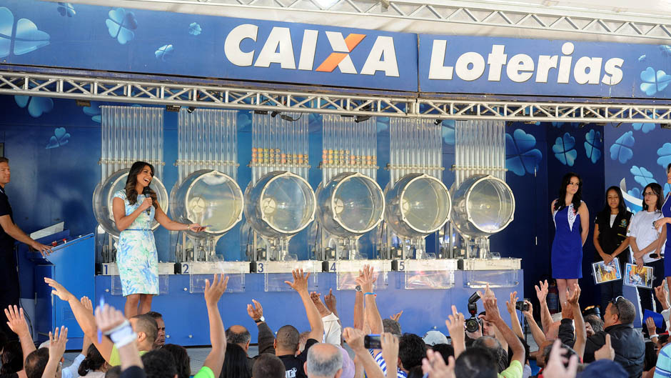 Loterias da Caixa terão sorteios no município semana que vem