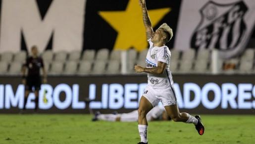 A final é Brasileira! Santos atropela o Boca e decide Libertadores com o Palmeiras
