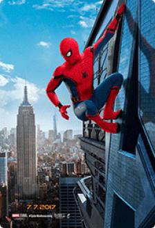 Homem Aranha, De Volta ao Lar - 3D | 13/07/17