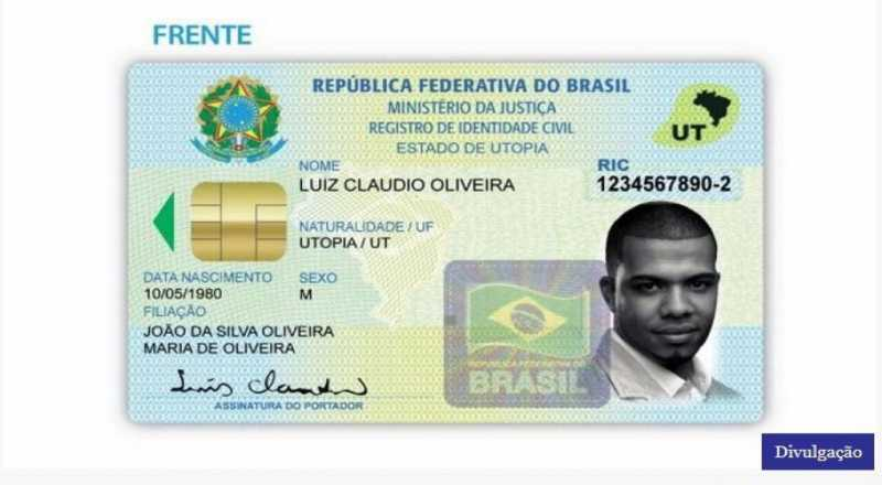 Brasileiros terão documento único de identificação a partir de julho