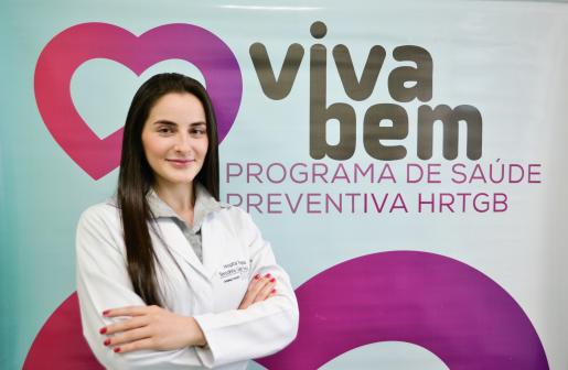 VIVA BEM: saúde no ambiente de trabalho
