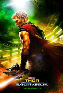 Thor: Ragnarok - 3D | 26/10/17