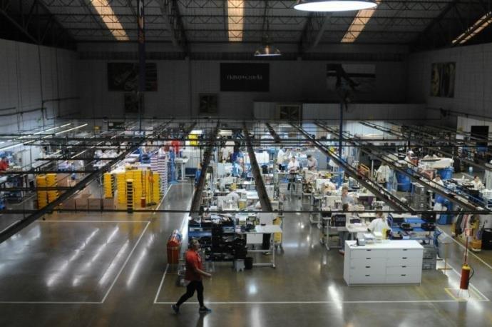 Mais da metade da indústria no País tem tecnologia defasada