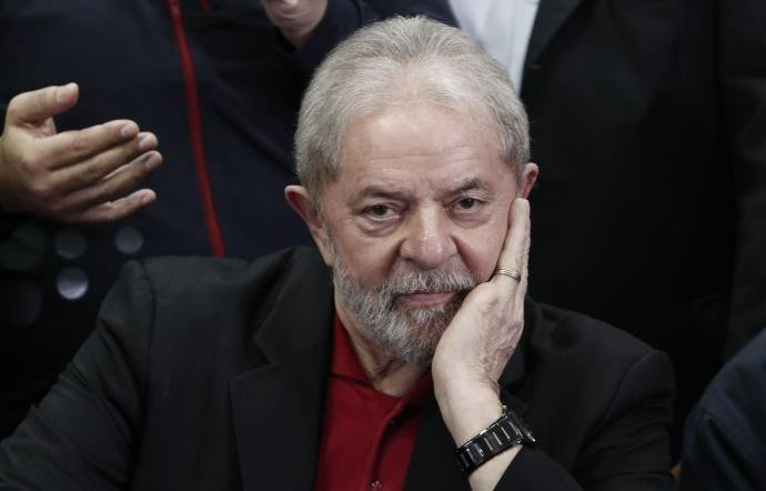 Desembargador do TRF4 nega pedido do ex-presidente Lula
