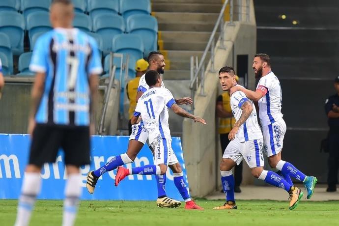 Mesmo com titulares, Grêmio perde para o Cruzeiro na Arena