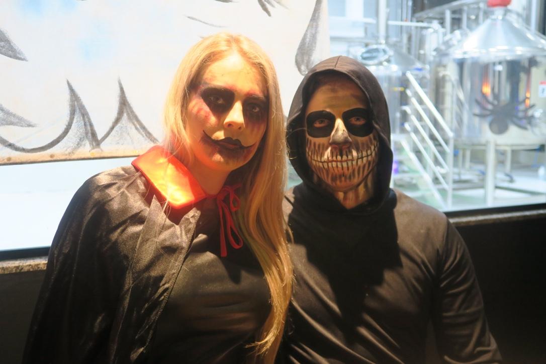 Núcleo da Mulher Empresaria realiza a Noite de Halloween