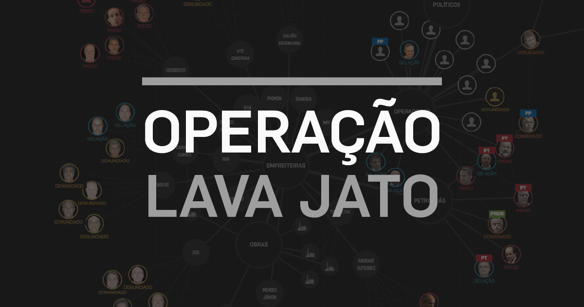 Confira quem pode assumir a Lava-Jato no lugar de Sérgio Moro