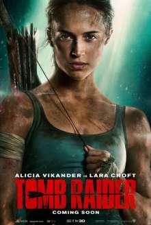 Tomb Raider - A Origem - 3D | 15/03/18