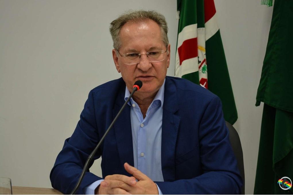 Em nota, prefeito Trevisan responde críticas de Deputado Estadual