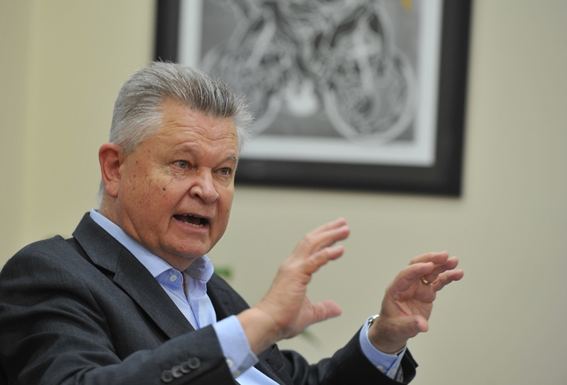 Udo Döhler diz que prévia do PMDB é fake e fala como pré-candidato a governador