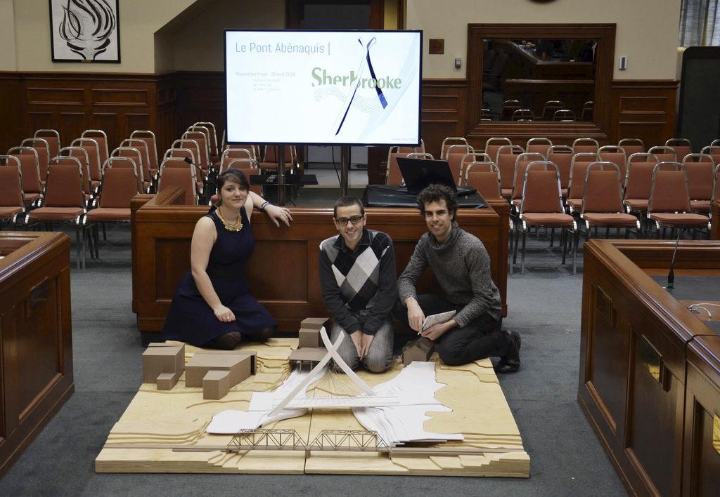 Arquiteto do município faz projeto que será desenvolvido no Canadá