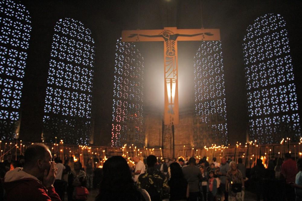 FOTOS: Dia da Padroeira na basílica em Aparecida