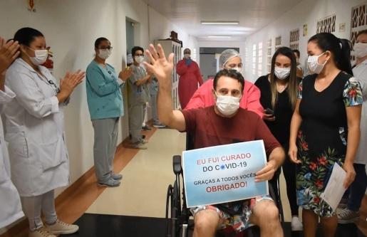 Santa Catarina tem mais de 5,2 mil recuperados do COVID-19