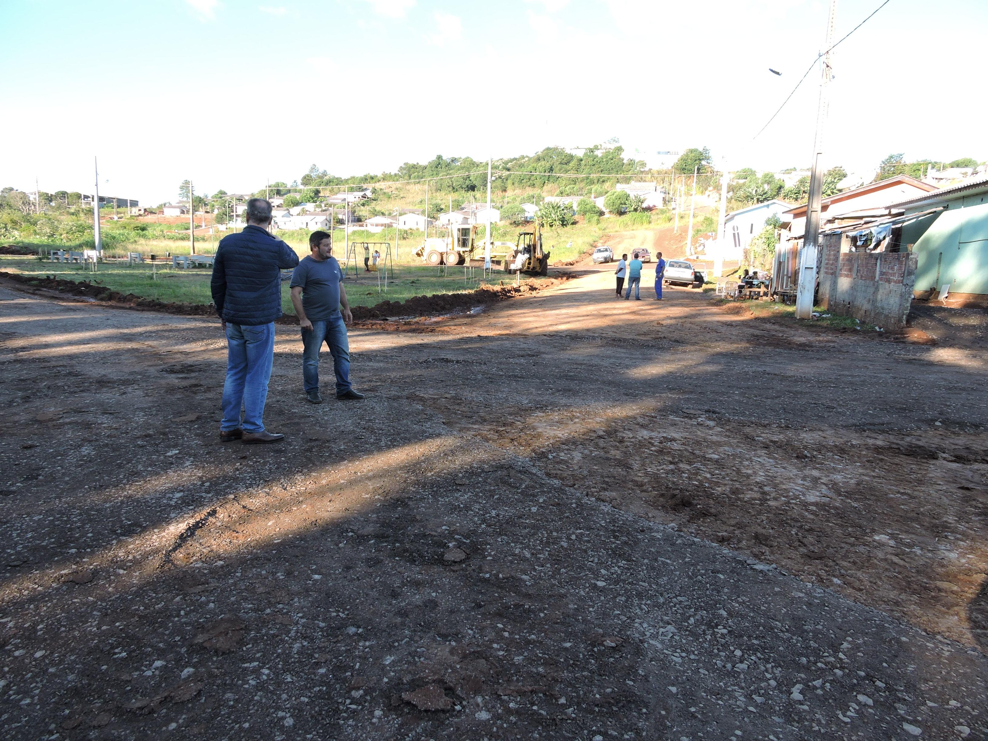 Administração fará revitalização  urbana em áreas mais carentes