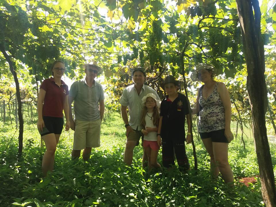 Vinícola Marx, maior vinícola do Extremo Oeste, se destaca na rota Sabores da Fronteira