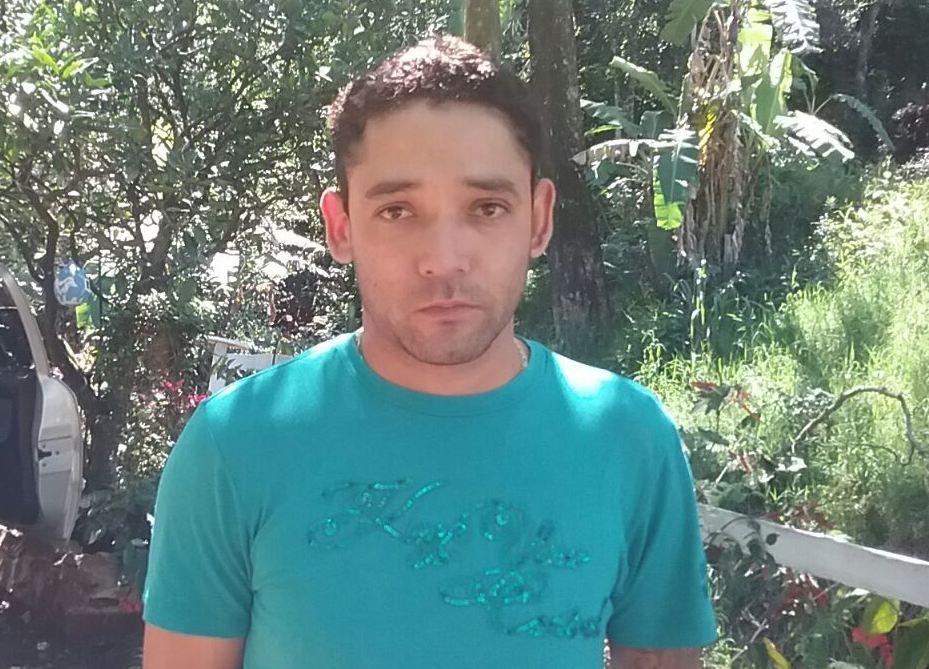Polícia Militar de São José do Cedro captura foragido do Rio Grande do Sul