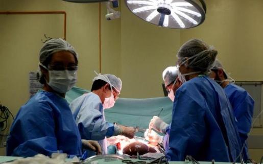 Hospital de Blumenau faz 50 transplantes em um mês