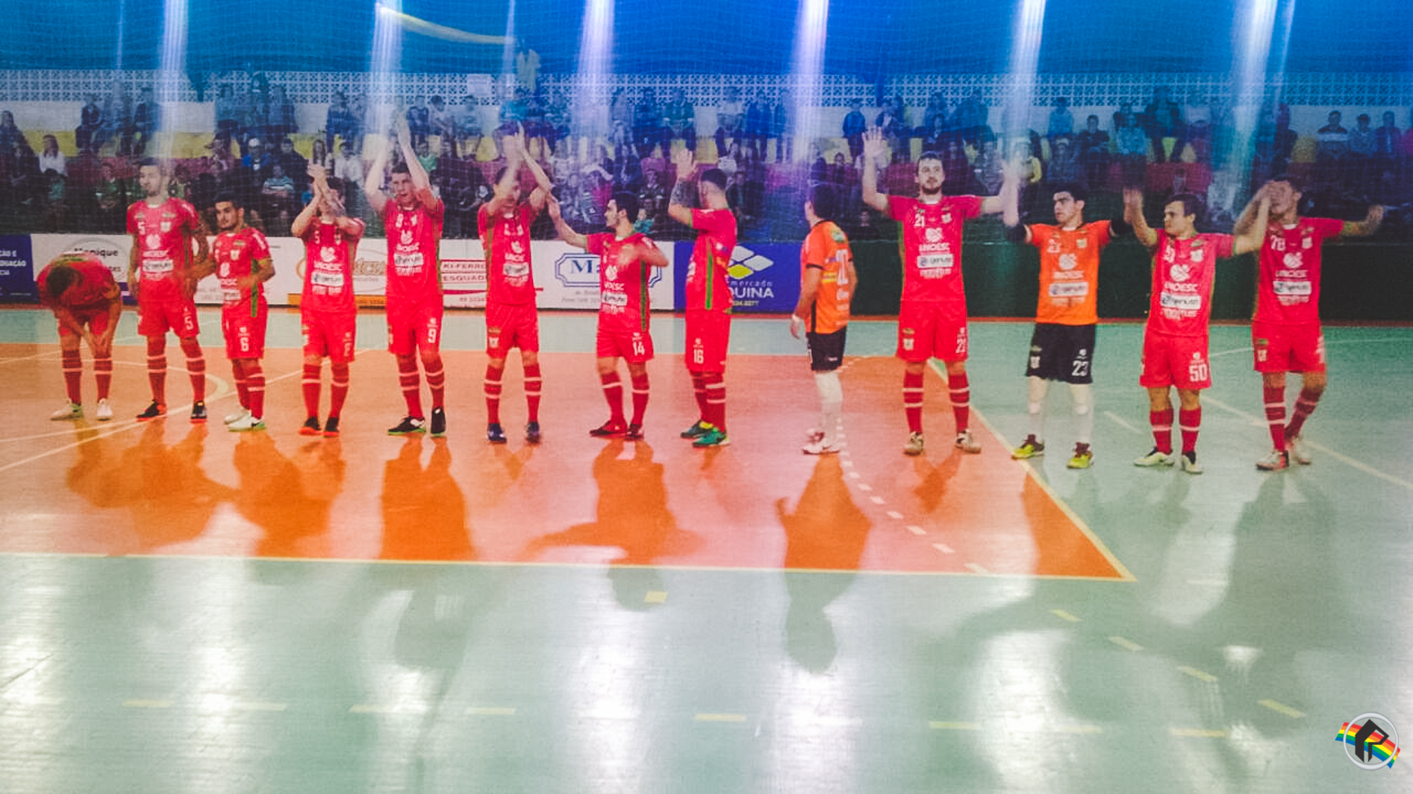Fora de casa, Asme perde para Saudades pela Liga Catarinense de Futsal
