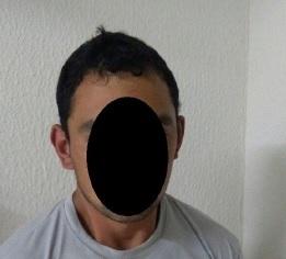 Condenado por estupro é capturado pela Polícia Militar de Pinhalzinho