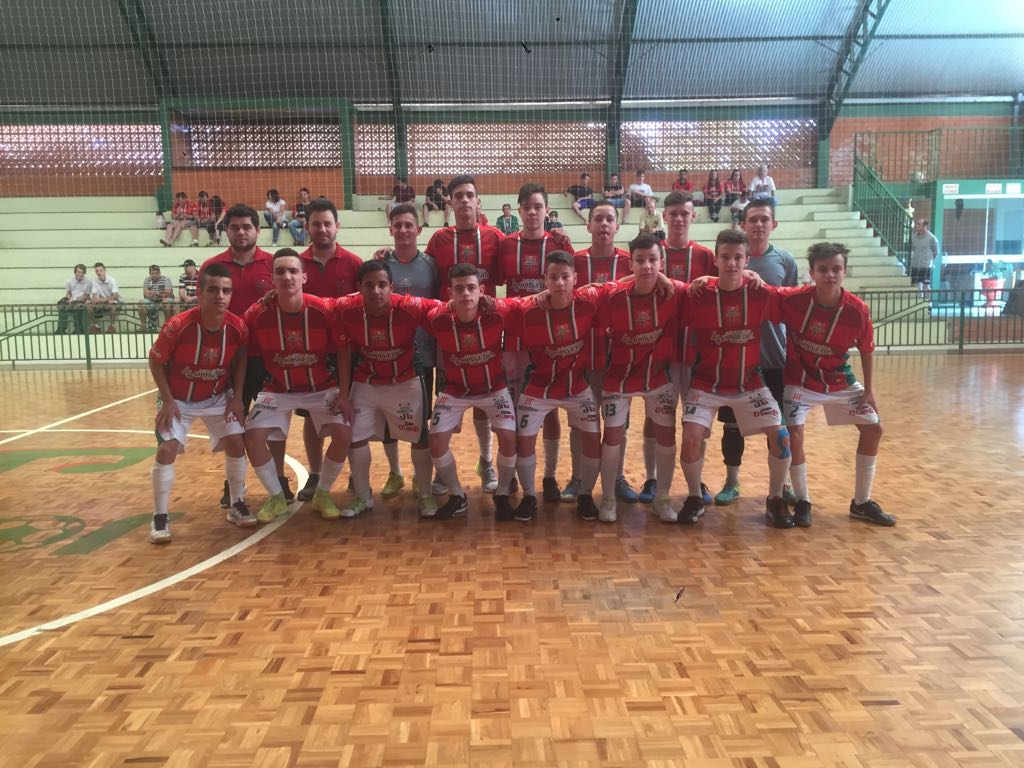 Sub-16 do Joni Gool conquista vaga e está na final da Liga Catarinense
