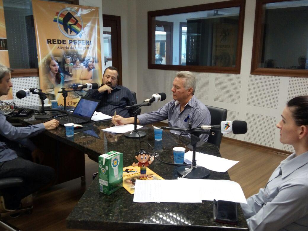 Peperi Debates aborda a importância das ações do Novembro Azul
